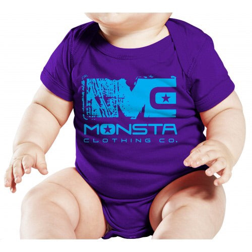 ONESIE: MC MONSTA ONESIE-027 - Monsta Clothing Australia