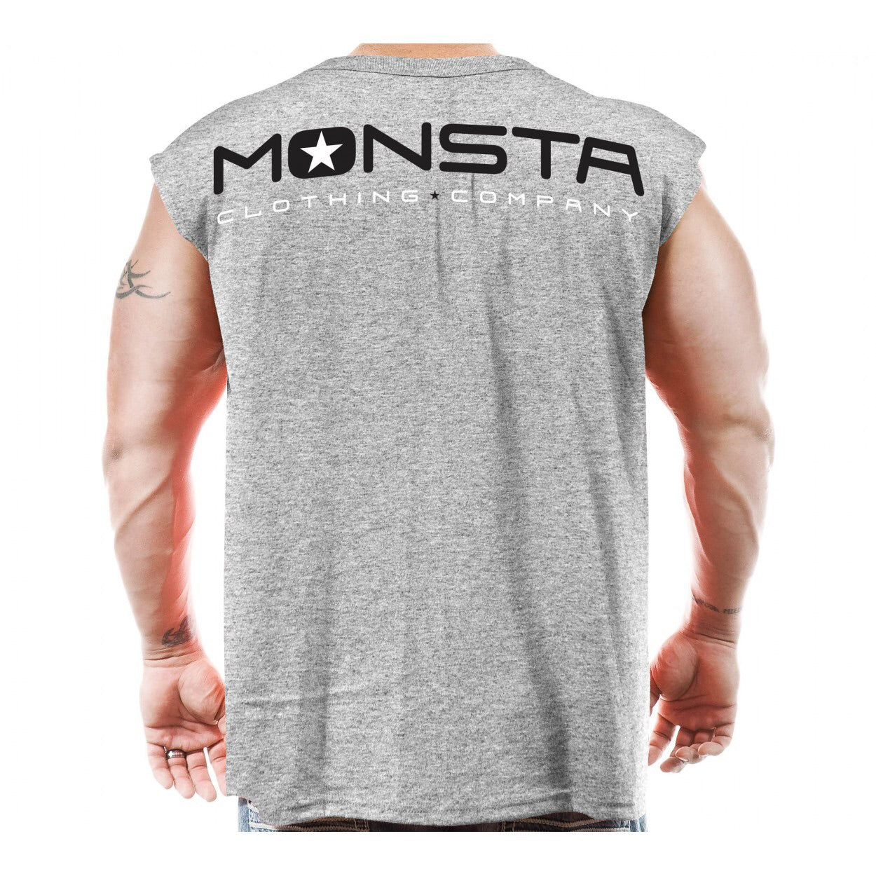 SLEEVELESS TANK: CROSS TRAINING SLEEVELESS TANK -175 - Monsta Clothing Australia