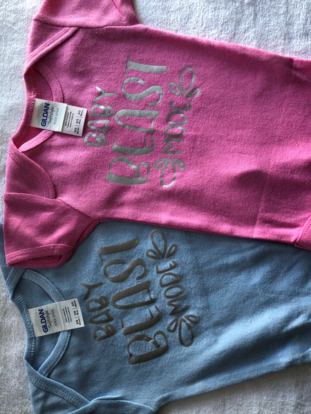 BABY: BEAST MODE PINK SIZE 0-3 MONTHS
