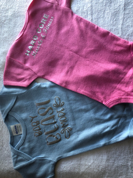Baby: Beast Mode jumpsuit blue size 3-6months