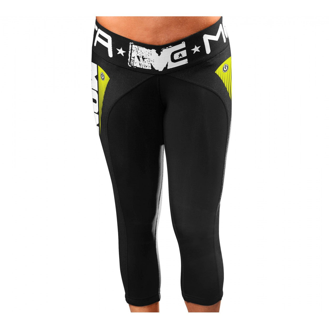 LADIES:  MONSTA MODE CAPRIS-197 - Monsta Clothing Australia