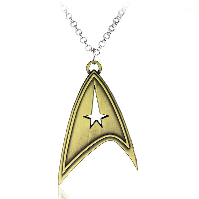 "''Star Trek"" Necklace"