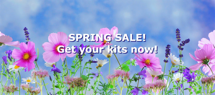 Spring Sale for all!