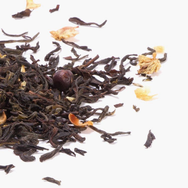 Brave new earl - Earl grey master blend (Organic black tea)
