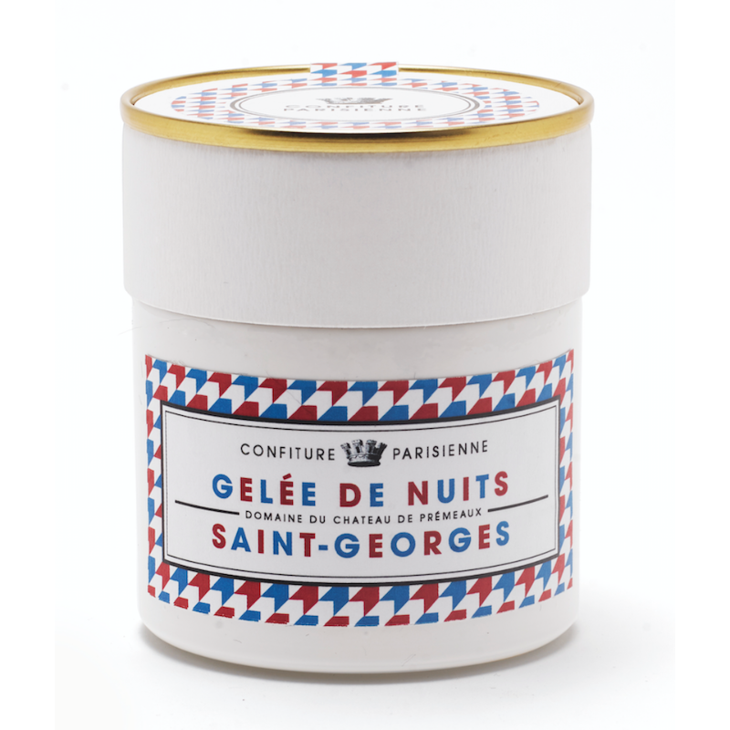 """Nuits-Saint-Georges"" jelly"