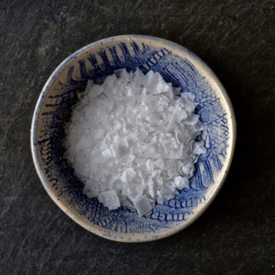 Cyprus pyramid sea salt - flakes