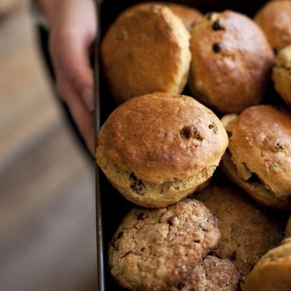English scones - organic baking mix