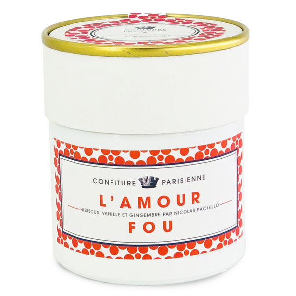 L'amour fou - hibiscus, vanilla and ginger
