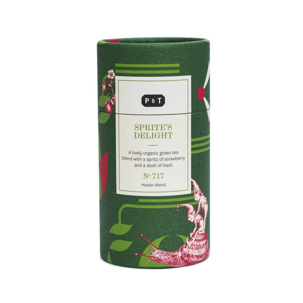 Sprite's delight - Green tea master blend (Organic)