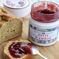 Puits d'amour - currant, raspberry and violet