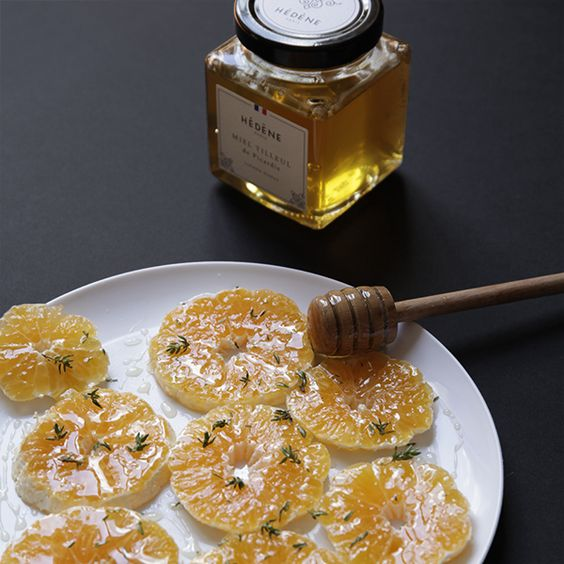 Linden honey from Picardie, France