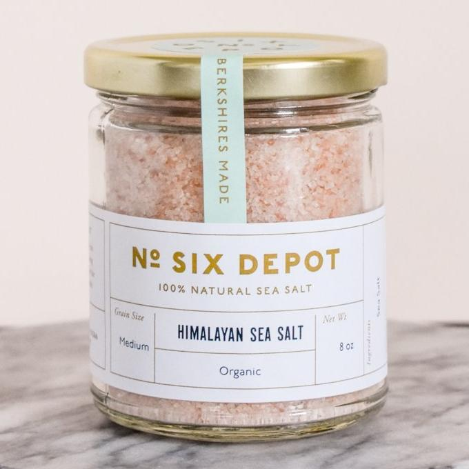 Himalayan sea salt - Organic