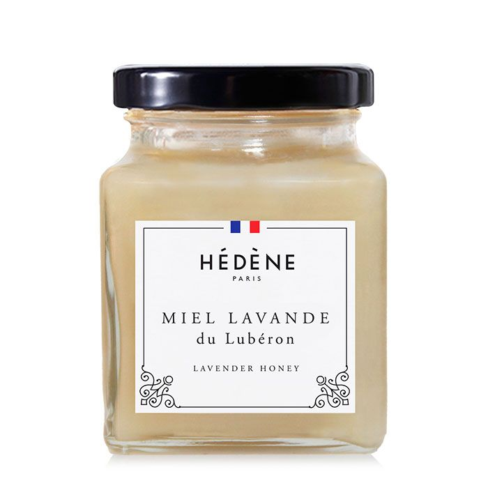 Lavender honey from Provence (Luberon), France