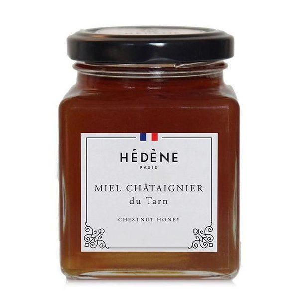 Chestnut honey from Lozère, France