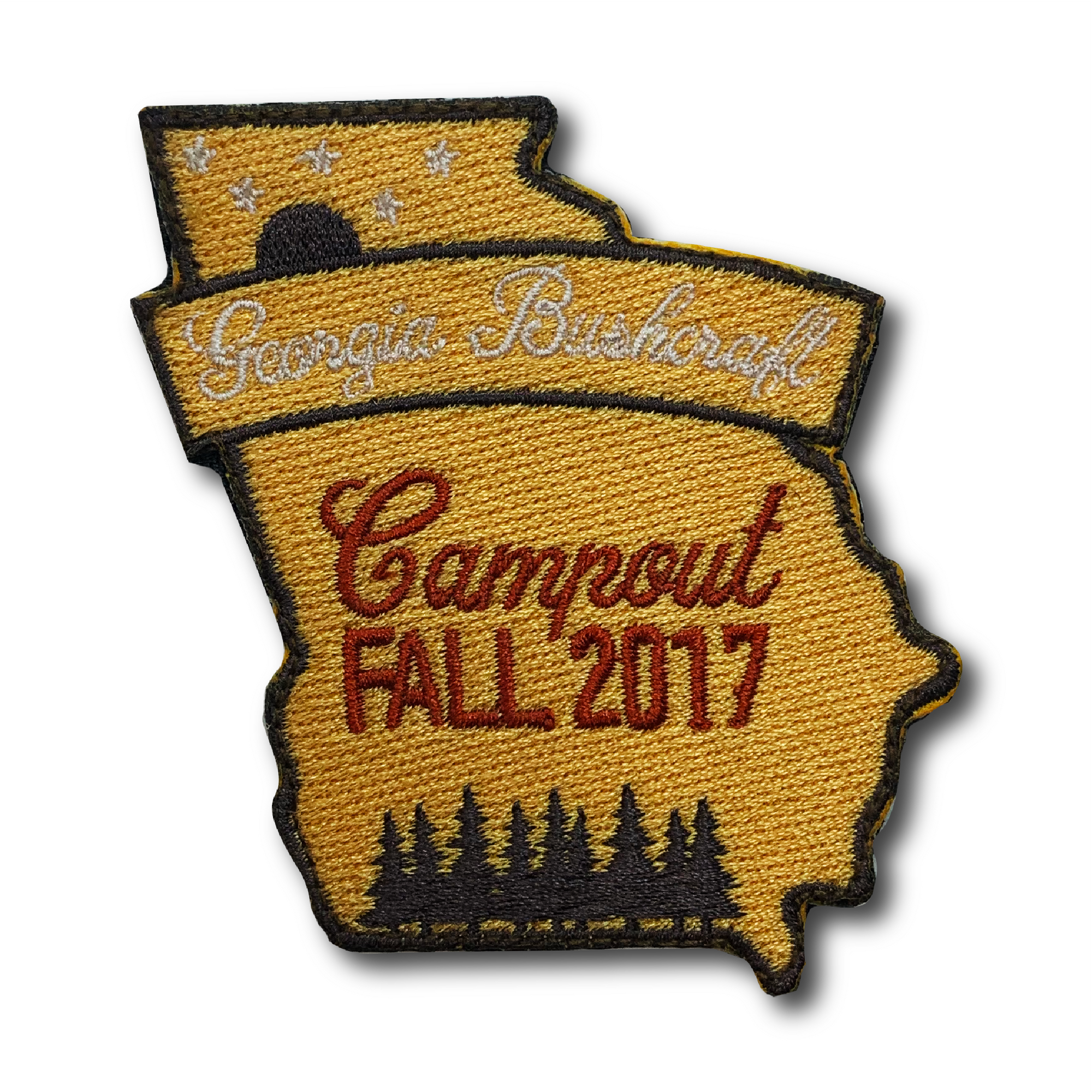 Limited Edition GABC Gathering Patch - Fall 2017