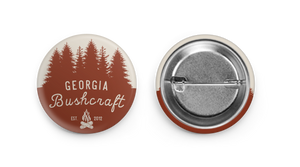 Georgia Bushcraft - Steel Button