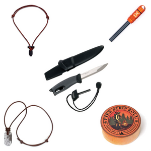 Bushcraft Bundle - Basic