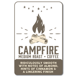 Bushcraft Coffee - Campfire Coffee™ Medium Roast