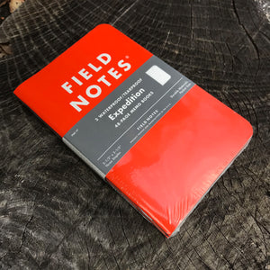 Field Notes Brand - Expedition