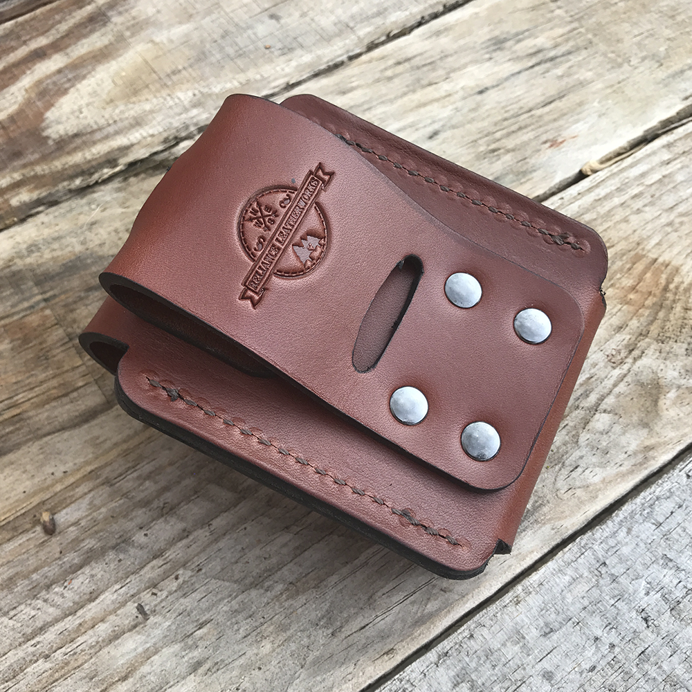 Reliance Leather Works - Georgia Bushcraft Robin Pouch
