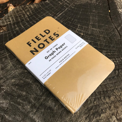 Field Notes Brand - Original Kraft