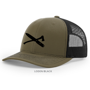 Georgia Bushcraft Logo Hat