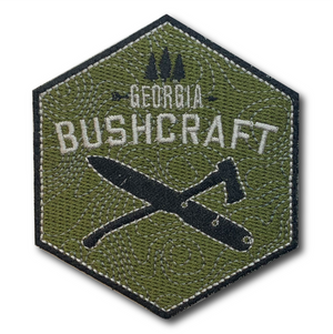 GABC Logo Patch - Olive Drab