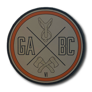 Limited Edition GABC Gathering Patch - Spring 2018