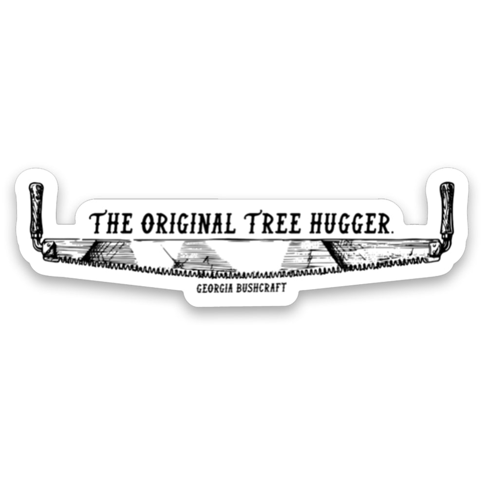 Original Tree Hunger Sticker