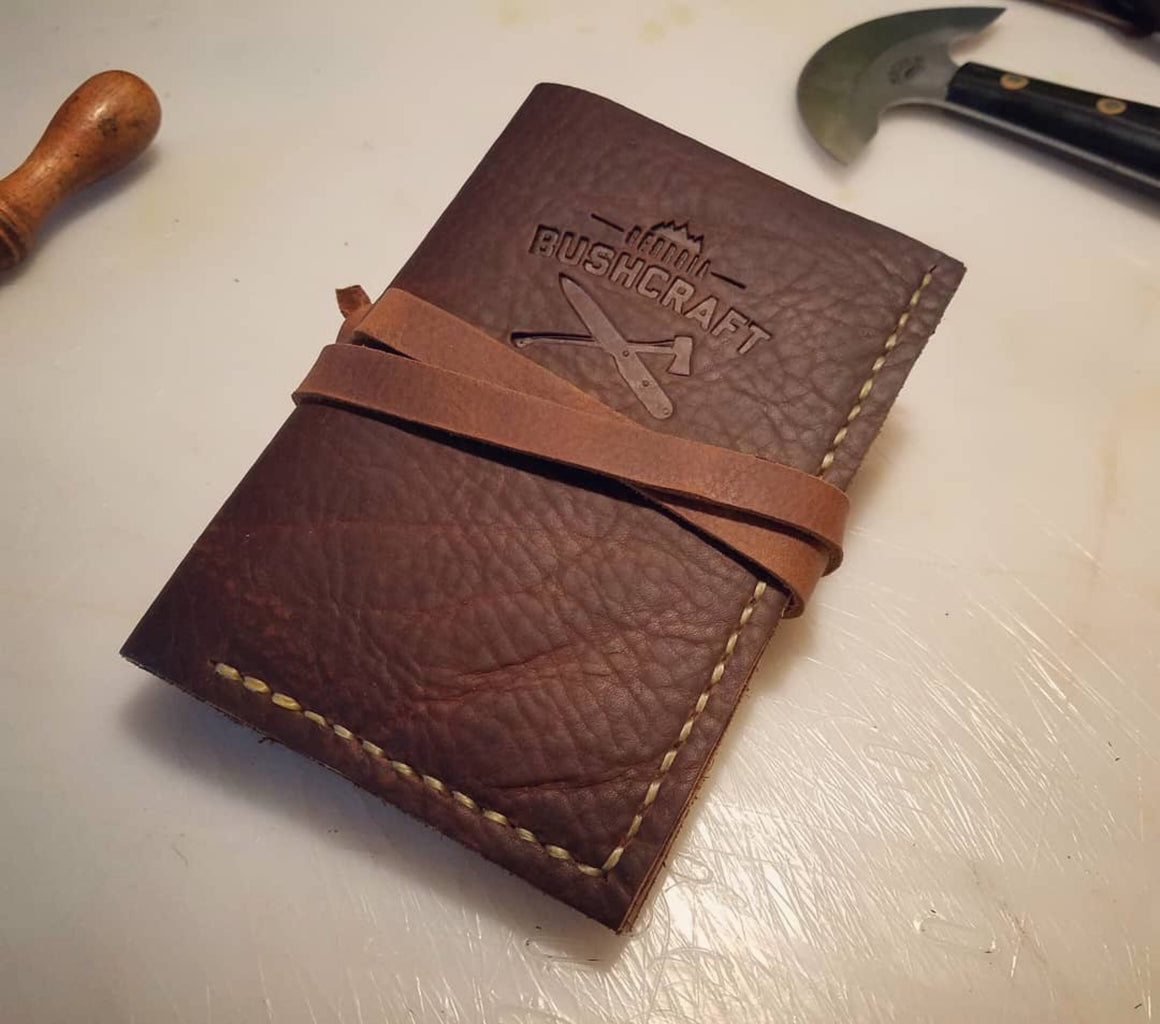 Custom Buffalo Field Notes Journal Cover