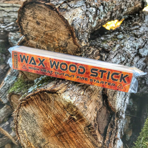 Wax Wood Stick Fire Starter
