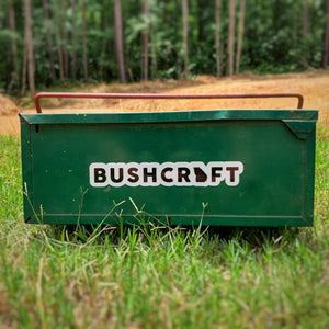 Bushcraft Sticker