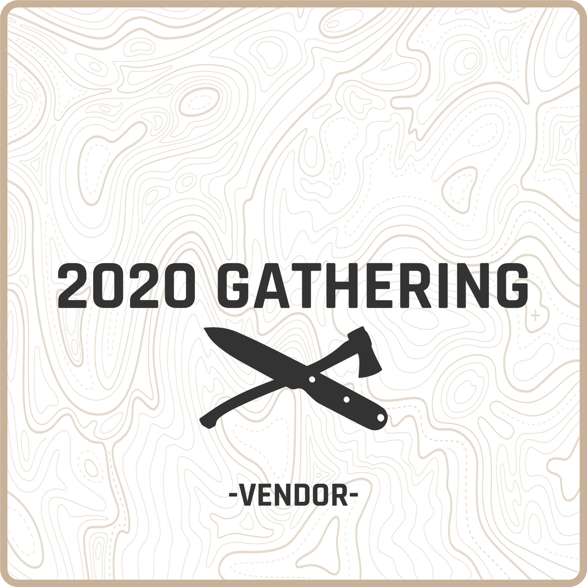 2020 Bushcraft Gathering Vendor (Rescheduled for November 6-8, 2020)