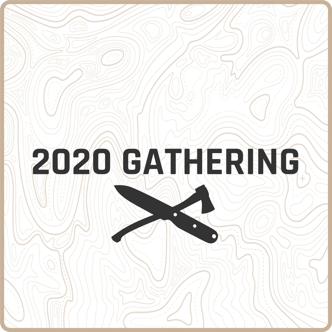 2020 Bushcraft Gathering (Rescheduled November 6 - 8)
