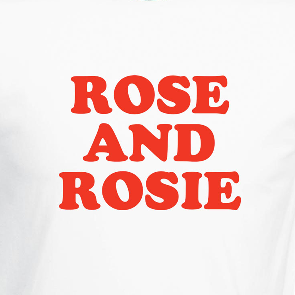 Rose and Rosie Ringer T-Shirt