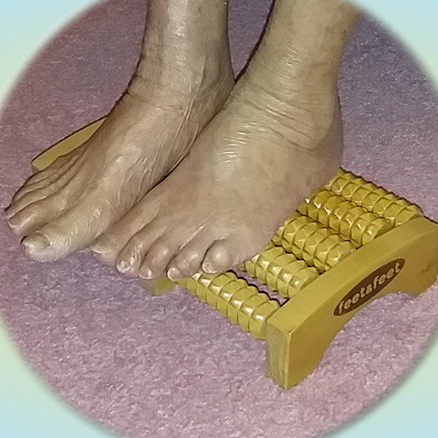 3 Ways a Foot Roller Can Relieve Pain From Plantar Fasciitis