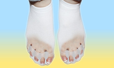 3 Ways Toe Separators Can Relieve Arthritis in Your Feet