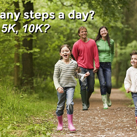 How Many Steps Should You Walk a Day?