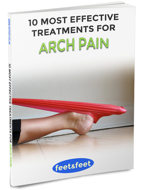 10 Most Effective Treatments For Arch Pain