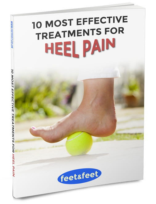 10 Most Effective Treatments For Heel Pain