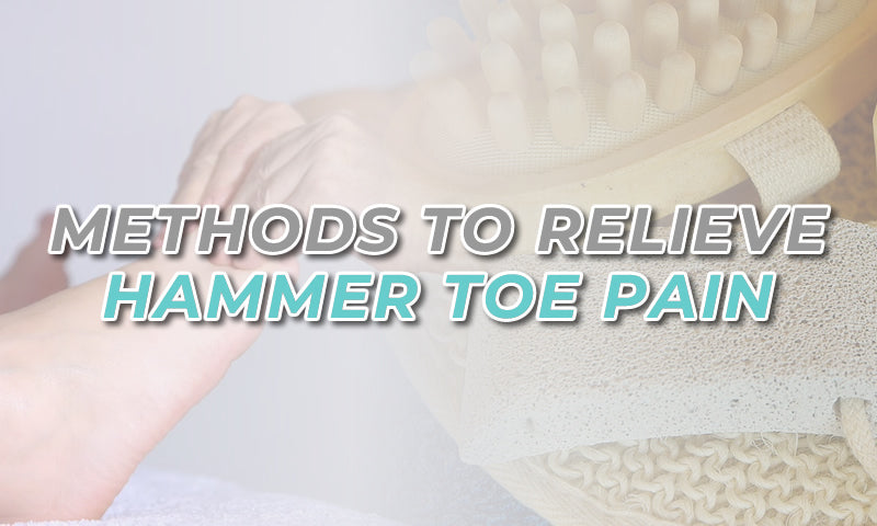 Relieve Hammer Toe Pain