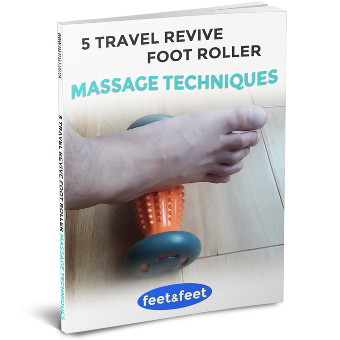 Travel Revive Foot Roller Massager