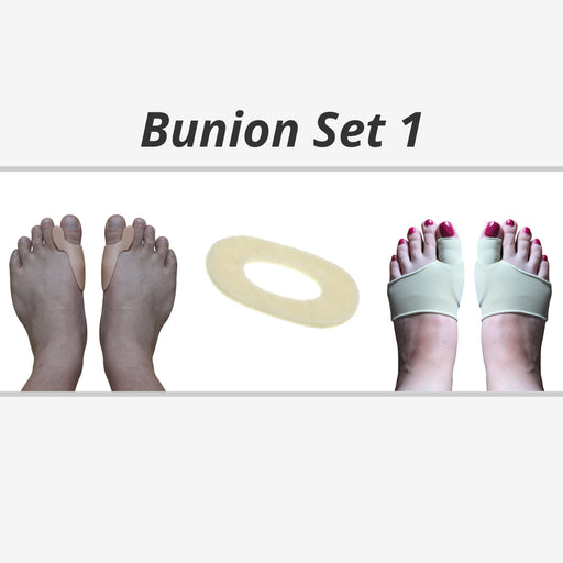 Bunion Set 1