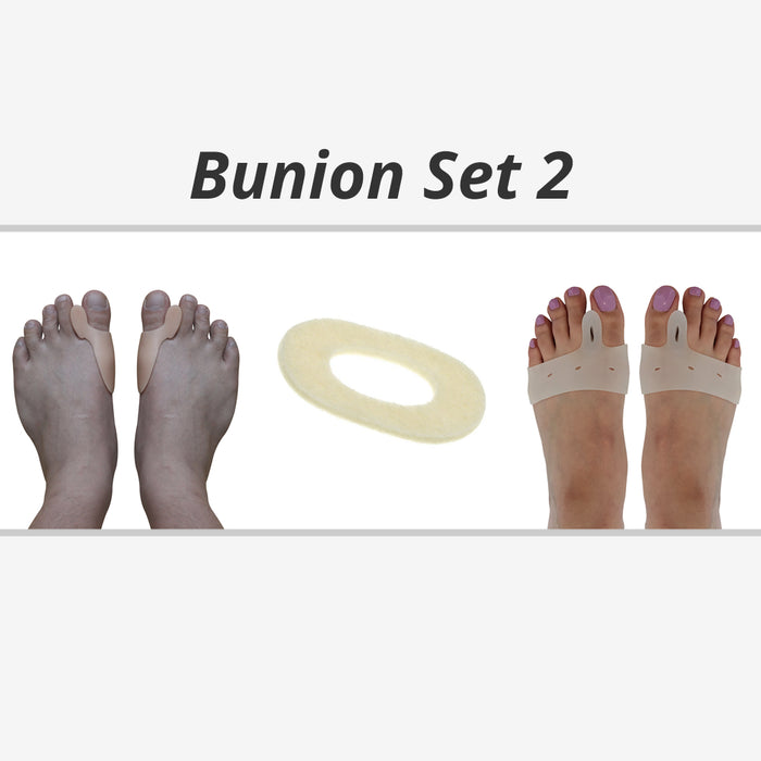 Bunion Set 2
