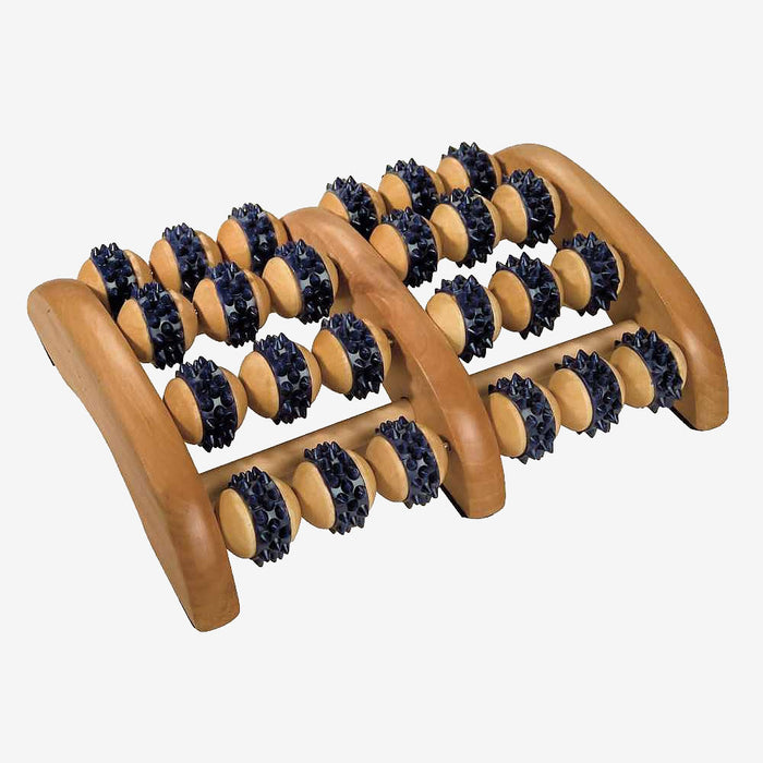 Deep Tissue Wooden Foot Roller
