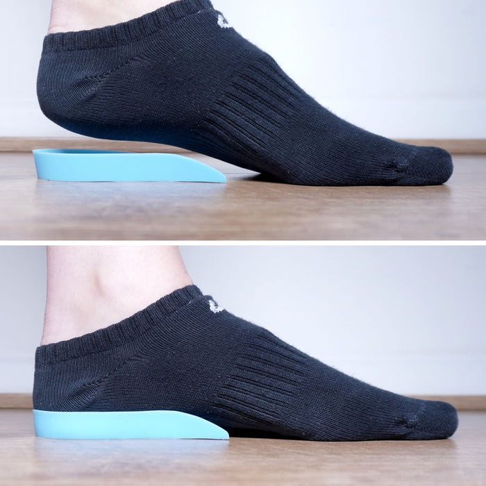 ComfortHeel U-Shaped Heel Cups - Side