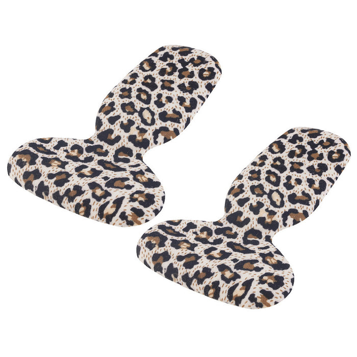 ComfortHeel High Heel Cushions - Leopard