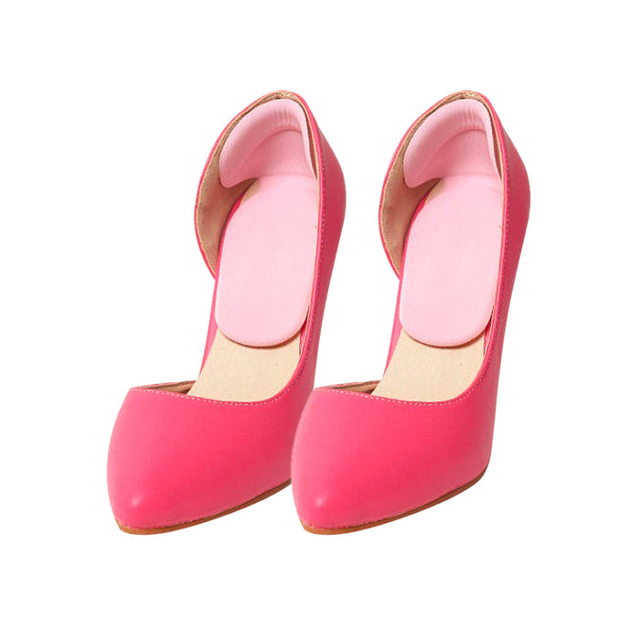 ComfortHeel High Heel Cushions - Pink