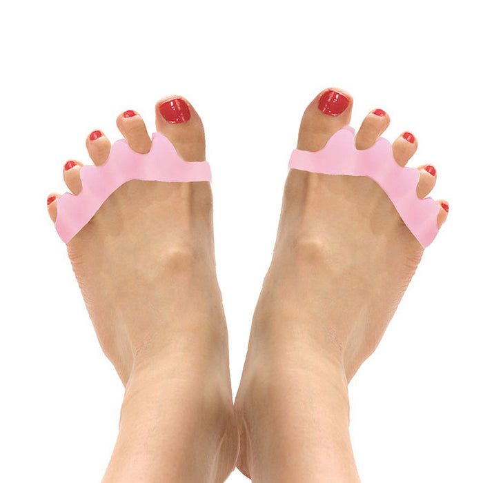DuraFlex Gel Toe Separators - Pink