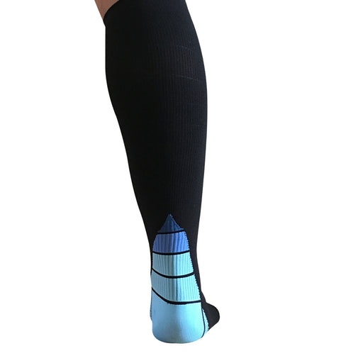 FlowRevive Knee High Compression Socks - Blue